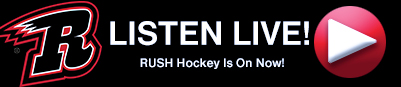 Listen Live! Rush Hockey is on now!